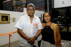 Vlamir e Sousa e Cristina de Castro