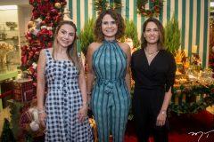 Adriana Queiroz, Fernanda Freitas e Marília Queiroz