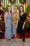 Adriana Queiroz, Zulena Dantas e Marília Queiroz