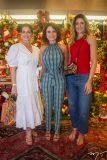Márcia Andréa, Fernanda Freitas e Rebeca Leal