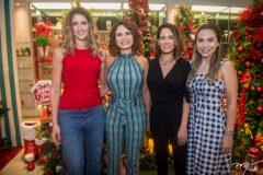 Rebeca Leal, Fernanda Freitas. Marília e Adriana Queiroz