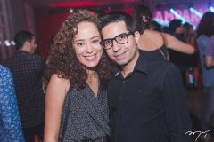 Cristiane Sousa e Marcelo Didier