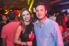 Gisela Franck e Breno Viana