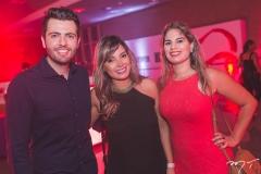 Guilherme Melo, Camila Melo e Tainã Azin