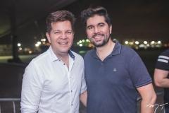 Gustavo Serpa e Itaquê Figueiredo