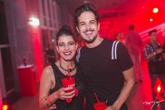 Katherine Diniz e Olavo Magalhães