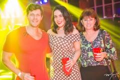 Luís Inácio, Lissa Aguiar e Bernadete Taflr