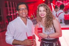 Luiz Martins e Mariana Zirondi
