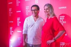 Luiz Martins e Silvana Torres