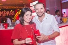 Marina Baquit e Eduardo Sisi