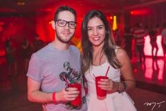 Rodrigo Mendes e Lia Gadelha