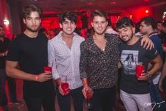 Rodrigo Oliveira, Laércio Marques, Kennedy Pinheiro e Rafael Gualberto