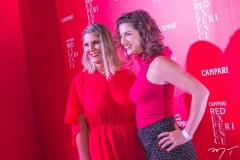 Silvana Torres e Marina Santos