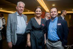Carlos Prado, Emilia Buarque e Igor Queiroz Barroso