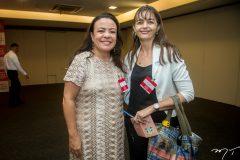 Manuela Monteiro e Ana Paula Dantas