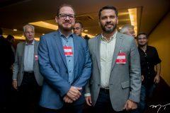 Marcus Soares e Alexandre Medina