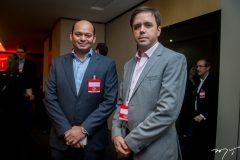 Otílio Ferreira e Francisco Philomeno