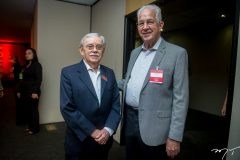 Raimundo Padilha e Carlos Prado