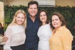 Branca Mourão, Gustavo Serpa, Lia Freire e Nadja Frota