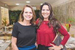 Cristine e Silvana Costa Lima