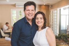 Gustavo Serpa e Lia Freire