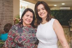 Ivana Castro e Lia Freire