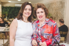 Lia Freire e Leda Maria