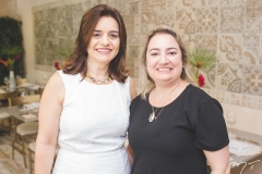 Lia Freire e Mirella Bessa