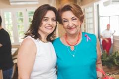 Lia Freire e Tereza Borges