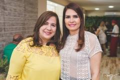 Martinha Assunção e Lorena Pouchain