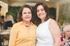 Nadja Frota e Lia Freire