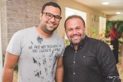 Thiago Menezes e Rai Meirelles