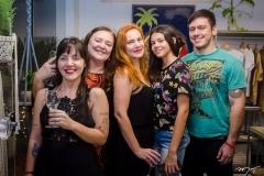 Júlia Azul, Branca Costa, Daniele Martan, Milena Pinho e Felipe Pinho (2)