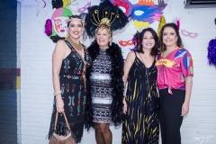 Ana Claudia Canamary, Fátima Duarte, Janice Bezerra e Cláudia Gradvohl (1)