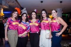 Cristiane Farias, Marinha Assunção, Cláudia Gradvohl, Ana Virgínia Martins e Marcia Peixoto (2)