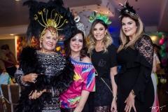 Fátima Arruda, Martinha Assunção, Carol Mello e Herica Gurgel (1)