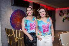 Jena Campos e Roberta Ary
