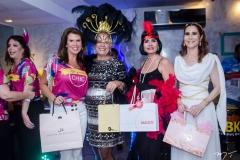Lê Pinto, Fátima Arruda, Lorena Pouchain e Ana Paula Barreira (2)