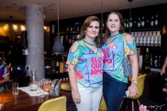 Najla Correia e Izabel Ary