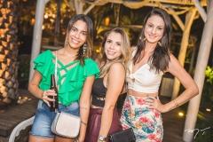 Ana Alice, Bruna Holanda e Gisela Duarte