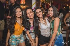 Camila Alves, Juçara Marques, Isabele Fonteles e Aline Tavares
