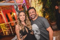 Karoline Bastos e Sandro Alencar