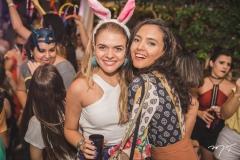 Paula Farias e Samantha Silva