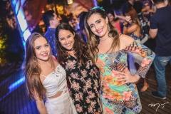 Sabrina Diniz, Aline Camargo e Lia Almeida