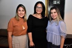 Alexandra Lenze, Mel Ramalho e Manu Alencar