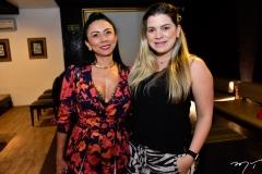 Ana Costa e Kamila Monteiro