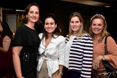 Carol Belchior, Claudiana Adriana e Lucilia Loureiro