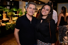 Djalma Eufrasio e Daniela Lima
