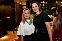 Regina Holanda e Carol Belchior