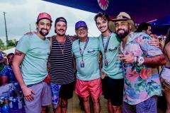Jorge Peixoto, Paulinho Vilhena, Eduardo Carvalheira, Victor Carvalheira e Iapona